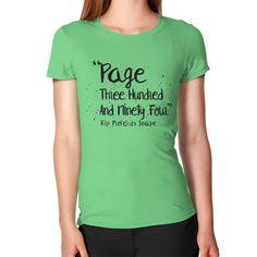 Snape Page 394 - Women's T-Shirt