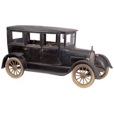 Just Folk - 1926 Chrysler Showroom Model - 1stdibs (€52.295) ❤ liked on Polyvore featuring cars, fillers, other, vintage and decor