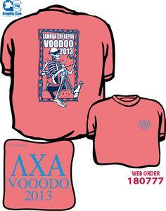 Lambda Chi Alpha VooDoo Skeleton Lambda Chi Alpha, Sing To Me, Front Design, Voodoo, Shirt Ideas, Skeleton, Shirts, Skeletons, Dress Shirts