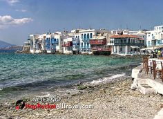 It is not hard to create an itinerary for a romantic vacation in Greece. This article suggests Athens, Amorgos, Mykonos, Ios, and Santorini. Beach Vacation Spots, Greece Vacation, Beach Vacations, Greece Travel, Greece Resorts, Beach Resorts, Mykonos Grecia, Greek Island Hopping, Santorini Hotels