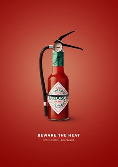 Tabasco graphic. The