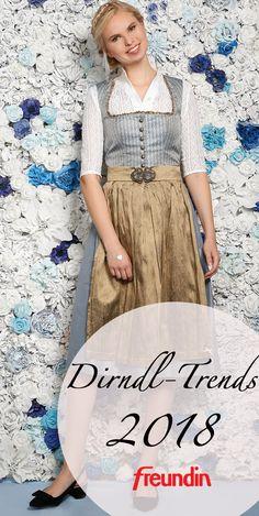 Wir zeigen Ihnen zwei ganz unterschiedliche Looks, mit denen Sie auf dem Oktoberfest alle Blicke auf sich ziehen werden Trends 2018, Lace Skirt, Skirts, Blog, Patterns, Fashion, Oktoberfest, Dirndl, Editorial Board