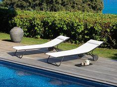 Bain de soleil Miami noir ; toile : blanche