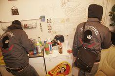 Antagonist Movement in Berlin: Jacket