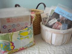 Storing Patterns for Quilting: Organizational Tips & Advice
