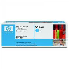 HP oryginalny toner C4150A, cyan, 8500s, HP Color LaserJet 8500, N, DN, 8550, GN, MFP, DN, N
