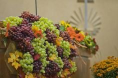 Thanksgiving church decorations   NAC Grape Altar Decoration - Thanksgiving Decoration   Flickr - Photo ...