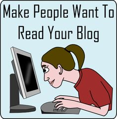 Make People Read Your Blog – Conversations and Little Britches via HomeschoolBlogging.com