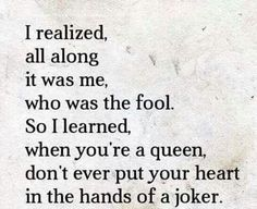 blame it on my heart