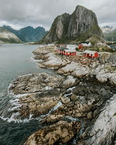 Hamnoy, Lofoten Islands - Norway See Instagram photos and videos from kimm otto (@kimmexplores)