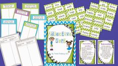 Adjective Sort$-Nouns and Verbs Sorts included too