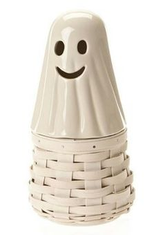 Longaberger Ghost Basket