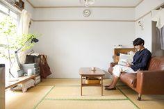 インテリア Room Interior, Interior And Exterior, Interior Design, Japanese Apartment, Japanese House, Japanese Style, Apartment Complexes, Living Spaces, Living Room