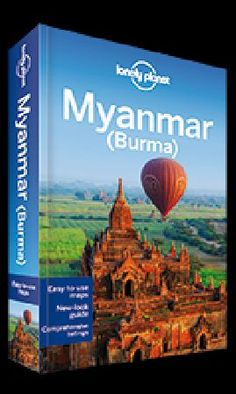 Lonely Planet Myanmar (Burma) travel guide - Plan your trip Now is the moment to visit this extraordinary land, scattered with gilded pagodas, where the traditional ways of Asia endure and areas that were previously off-limits are opening up. Lonely Planet wil http://www.MightGet.com/january-2017-12/lonely-planet-myanmar-burma-travel-guide--plan-your-trip.asp