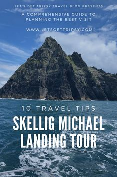 Skellig Michael tips can help you have a truly enjoyable trip to this historic and famous island off the coast of Ireland - read, heed and enjoy! Europe Travel Guide, Travel Guides, Travel Destinations, Travel Uk, Worldwide Travel, Filming Locations, Travel Images, Ireland Travel, Cool Places To Visit