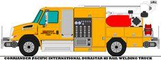 Corriander Pacific International Durastar Hi Rail  by mcspyder1.deviantart.com on @DeviantArt