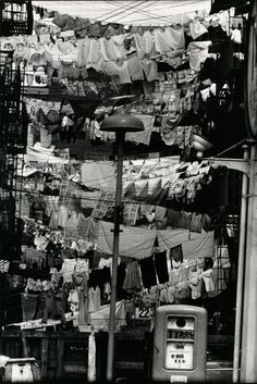 Elliott Erwitt - Hoboken, New Jersey, 1954   From Elliott Erwitt - Personal Exposures