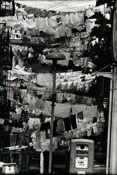 Elliott Erwitt - Hoboken, New Jersey, 1954
