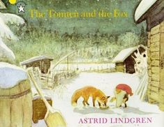 The Tomten and the Fox-  This was one of my favorite books growing up.  I love reading it to the boys.  Brings me back to my childhood.
