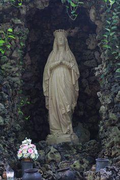 Virgin Mary Grotto, Sendangsono, Yogyakarta.