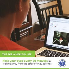Staring at a computer screen for too long can cause: Eyestrain, blurry vision, dry eyes and headaches. #Baja #Health #HealthCare #Care #BajaCalifornia  Learn more in: www.bajahealthtourism.com