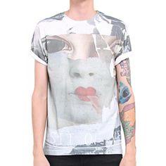 Digital Printed Venus T-Shirt $37.20
