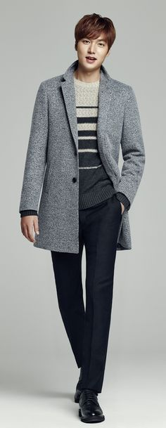이민호 - Lee Min Ho for TNGT, F/W 2015.
