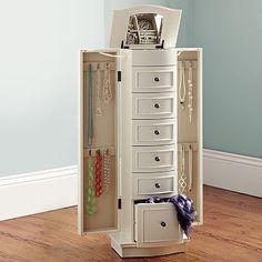 Chelsea jewelry armoire