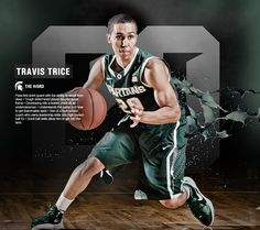 Love me some Travis Trice <3