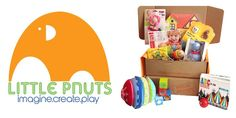 Little Pnuts Giveaway at this terrific blog!