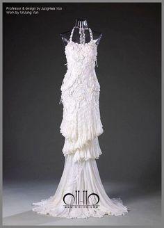 Crocheted Wedding Dress!!