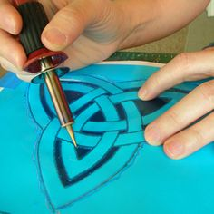 How to make your own stencils                                                                                                                                                                                 More