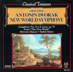 "Symphony No. 9 In E minor, Op. 95 ""From The New World"": I Adagio. Allegro molto by Antonín Dvorák"