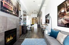 Wohnzimmerlampe Im Industriellen Stil   50 Ideen, Wie Sie Industrielampen  In Szene Setzen | Pinterest