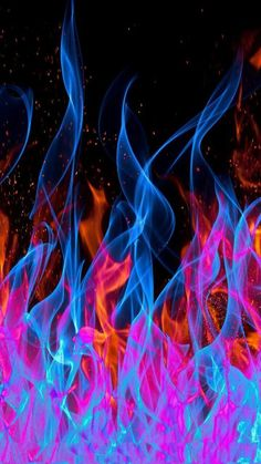 Abstract Flames Wallpaper by Sarchotic - - Free on ZEDGE™ Smoke Wallpaper, Trippy Wallpaper, Phone Screen Wallpaper, Neon Wallpaper, Iphone Background Wallpaper, Cellphone Wallpaper, Colorful Wallpaper, Aesthetic Iphone Wallpaper, Aesthetic Wallpapers