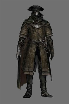Cool Assassin character