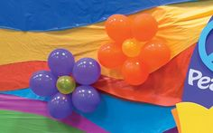 Groovy decorating ideas for your book fair!