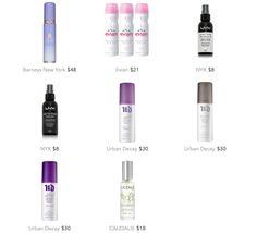 Setting Sprays Dewy Skin, Setting Spray, Sprays, Nyx, Urban Decay