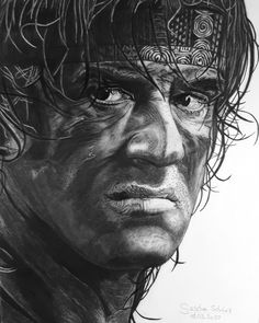 My new Sylvester Stallone Pencil Drawing is ready :-) I hope you like it, thank you and nice greetings, Sascha Schürz . Brigitte Nielsen Sylvester Stallone, Sylvester Stallone Young, Sylvester Stallone Daughters, Sylvester Stallone Quotes, Stallone Rocky, Stallone Cobra, Rocky Balboa Poster, Rambo 3, Men's Fashion Styles