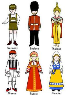 Бумажные куклы в национальных костюмах   МАМА И МАЛЫШ Multicultural Activities, Preschool Activities, Folk Costume, Costumes, Coloring Books, Coloring Pages, Primary Program, Nose Drawing, Flower Aesthetic
