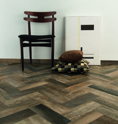 Barn Wood is a colored body porcelain stoneware that perfectly replicates the look of real wood planks while offering the convenience and durability known to porcelain tiles. 2018 Interior Design Trends, Wood Grain Tile, Chevron, Mandarin Stone, Wood Effect Tiles, Outdoor Stone, Natural Stone Flooring, Tile Stores, Herringbone Tile