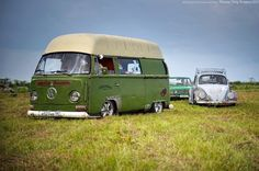 Wish list. I love VW camper vans. A must have one day!