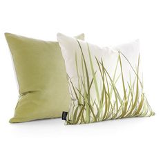 Inhabit Nourish Summer Suede Throw Pillow | AllModern