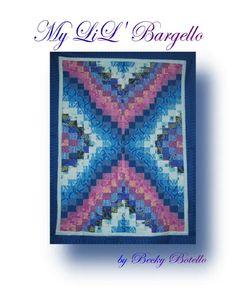 My LiL Bargello | PDF | Textiles | Textile Arts