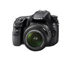 For the pros - our new a58 camera