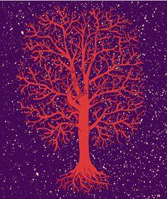 Seconds (Bryan Lee O'Malley) #bd #illustration #tree