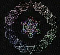 Platonic solids  merkabahspirit.com