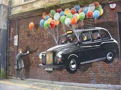 Her Sokakta Duvar Resimleri Olmalı Dedirten 32 Fotoğraf
