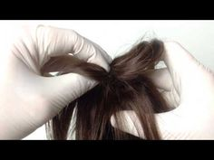 Wig Tutorial part 3 of 3 - YouTube