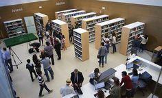 Getafe se suma al carné único de bibliotecas de la Comunidad de Madrid